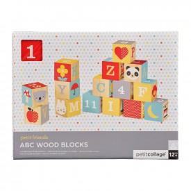 Bloques de madera ABC (15...
