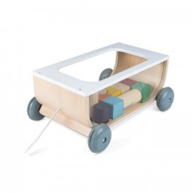 CARRITO CON BLOQUES SWEET...