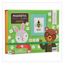 Magnético Aprendizaje ABC