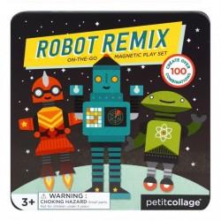 ROBOT MIX MAGNÉTICO (CREA Y...