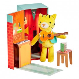 Playset – THEODORE The Tiger