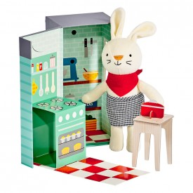 Playset – RUBY The Rabbit