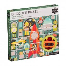 Puzzle ROBOTS