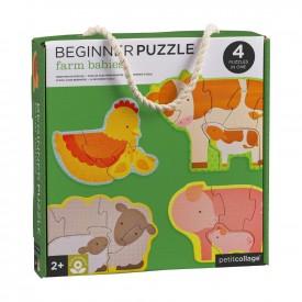 Puzzles principiantes FARM...