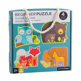 Puzzle principiantes FOREST