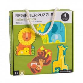 Puzzle principiantes SAFARI