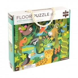 Puzzle Suelo WILD RAINFOREST