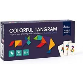 Set Tangram Multicolor MIDEER