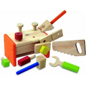 Caja herramientas madera...