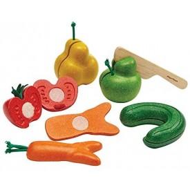 Juego de Frutas y Verduras...