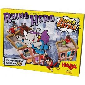 Rhino Super Battle, en 3D