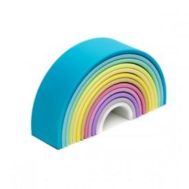 Arcoiris pastel 12 piezas...
