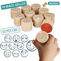 MAXI SELLOS DE LAS 10...