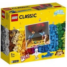 LADRILLOS Y LUCES LEGO CLASSIC