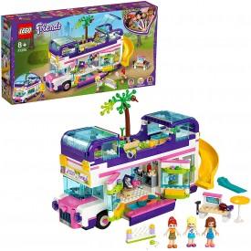 BUS DE LA AMISTAD LEGO FRIENDS