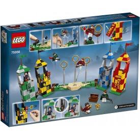 PARTIDO DE QUIDDITCH™ LEGO...