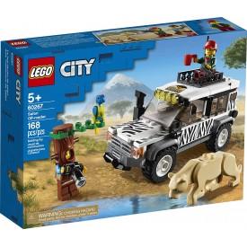 TODOTERRENO DE SAFARI LEGO...