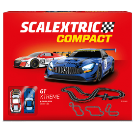 SCALEXTRIC COMPACT GT XTREME