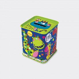 MONEY BOX ‐ DARK BLUE...