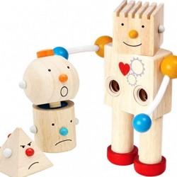 ROBOT EMOCIONES Y SENSORIAL
