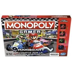 Monopoly- Gamer Mario Kart...