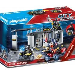 PLAYMOBIL CITY ACTION...