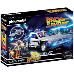 PLAYMOBIL BACK TO THE FUTURE -