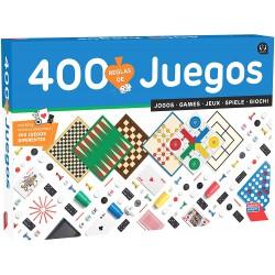 JUEGOS REUNIDOS 400 JUEGOS