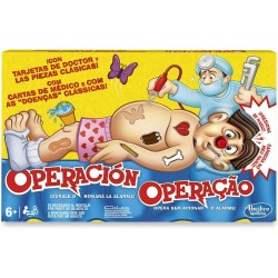 JUEGO DE MESA DE  OPERACION