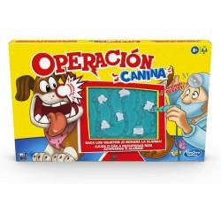 OPERACION CANINA JUEGO DE MESA