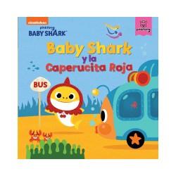 BABY SHARK Y LA CAPERUCITA...