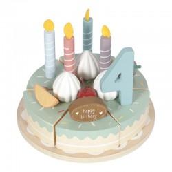 Pastel de cumpleaños 26...