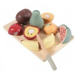 Frutas Para Cortar Little...