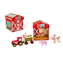 PLAY BOX GRANJA 2 EN 1...