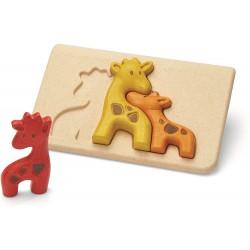 Puzzle Jirafas Plantoys