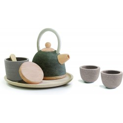 Juego de té Oriental Plantoys