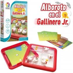 Smart Games Alboroto en el...
