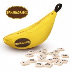 Bananagrams, el juego de...