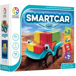 SmartGames SmartCar 5 x 5...