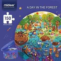 Puzle Un Día en el Bosque...
