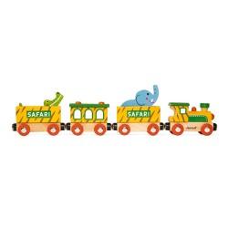 Tren Story Safari