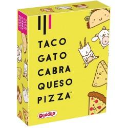 Taco, Gato, Cabra, Queso Pizza