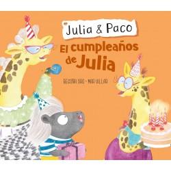 CUMPLEAÑOS DE JULIA (JULIA...