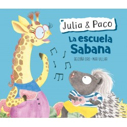 ESCUELA SABANA (JULIA & PACO)