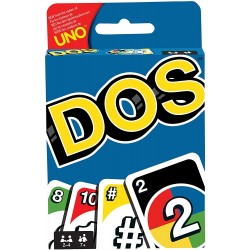 Mattel Games DOS classic,...