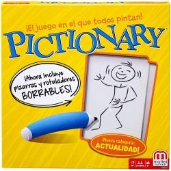 Mattel Games Pictionary,...